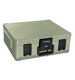 SureSeal by FireKing SS104 Fireproof Waterproof Chest, 0.38 CU FT Storage Cap.