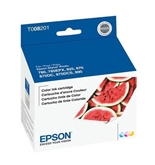 Epson T008201 Color OEM Genuine Inkjet/Ink Cartridge - 220 Yield