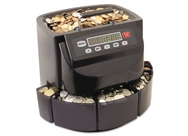 SteelMaster - Coin Counter/Sorter, Pennies through Dollar Coins 200200C