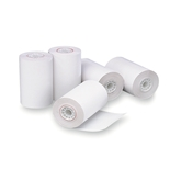 PM Company Cash Register/POS One-Ply Receipt Rolls, 1.75 Inc...