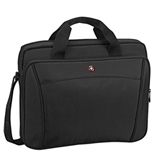 "Wenger INTEGER Carrying Case for 16"" Notebook, Tablet - Black"