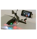 Griffin HELO TC App-Controlled Helicopter w/ Twin Rotors Ios...