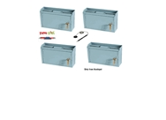 Steel Master Multi-purpose Steel Drop Box 22258dbgy