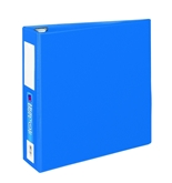 Avery Heavy-Duty Binder with 3-Inch One Touch EZD Ring, Blue...
