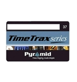 Pyramid PTI41302 Time Recorder Swipe Cards, Numbered 1-25, T...