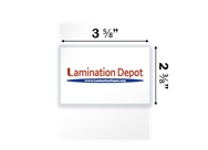 "Akiles 10 Mil Drivers License Laminating Pouches 2-3/8"" x 3-..."