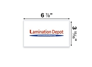 Akiles 10 Mil Circulation Laminating Pouches 3 15 16 Quot X 5