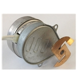 LATHEM K-342 TIME CLOCK MOTOR + CLUTCH + 7-2cn RIBBON, FITS ALL LATHEM 2000, 3000 & 4000 SERIES MECHANICAL TIME CLOCKS