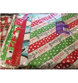 Scotch Premium Heavy weight Holiday gift wrap, 10 PACK over 250 SQ FEET