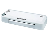 "BLACK + DECKER Flash 9.5"""" Fast Heat Thermal Laminator, Hot/Cold (LAM95)"