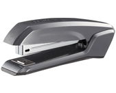 Bostitch Ascend Antimicrobial Eco Stapler with Integrated Staple Remover and Staple Storage (B210R-GRAY)