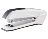 Bostitch Ascend Antimicrobial Stapler with Integrated Staple Remover and Staple Storage (B210R-WHT)