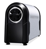 EPS14HC Bostitch Super Pro Glow Commercial Electric Pencil Sharpener - Desktop - Metal - Silver, Black