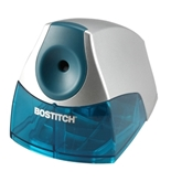 Bostitch Personal Electric Pencil Sharpener, Blue (EPS4-BLUE)