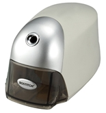 Bostitch QuietSharp Executive Electric Pencil Sharpener, Gray (EPS8HD-GRY)