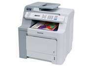 Brother DCP-9040CN Refurbished Color Laser Multi-Function Co...