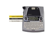 Brother Pt 2700 Label Maker W Labels Ac Refurbished