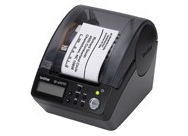 Brother QL-650TD Label Printer with Built-in Time and Date F...