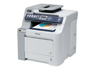 Brother refurbished color laser fax, copier, printer, scanne...