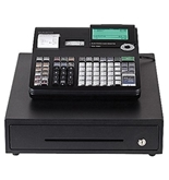 Casio SE-S900 Cash Register, Black