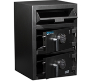 FDD-3020 Large Dual-Door Front Loading Depository Safe