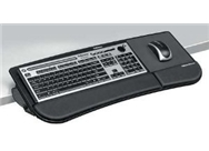 FELLOWES, INC. THE FELLOWES TILT N SLIDE KEYBOARD MANAGER AT...