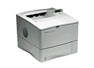 HP LaserJet 4000N RF LaserJet Printer