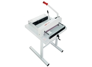 HSM R-48000 480mm Stack Cutter - 600 Sheets with free stand