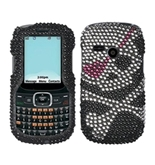 Aimo Dazzling Diamante Bling Case for LG Saber UN200