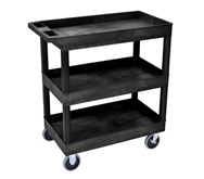 Luxor Utility Cart Model Number- EC111HD-B