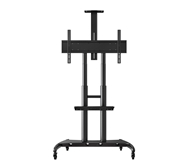 Luxor Adjustable Height Large Capacity LCD TV Stand Model Number- FP4000