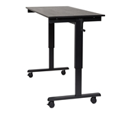 "Luxor 60"" Crank Adjustable Stand Up Desk Model Number- STAND..."