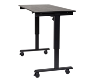 "Luxor 60"" Electric Standing Desk  Model Number- STANDE-60-BK/BO"