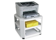 "Master MAT24060 Mobile Printer Stand 3-Shelf 17-4/5""w x 17-4..."