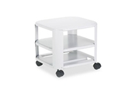 Master« - Mobile Printer Stand, 3-Shelf, 17-4/5w x 17-4/5d x...