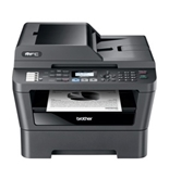 Brother MFC-7860DW Multifunction Printer with Fax & Automatic 2-sided Printing