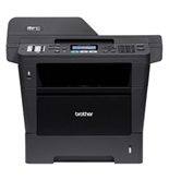 Brother  Wireless Monochrome Printer with Scanner, Copier an...