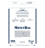 PM Company Plastic Disposable Deposit Bags, 15 x 20 Inches, ...