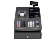 Sharp XE-A22S 99 Departments Cash Register with Microban - R...