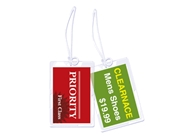 "Royal Sovereign 2 1/2"" x 4 1/4""(64x108mm) Luggage Tag W/Clea..."