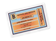 "Royal Sovereign 2 1/8"" x 3 3/8"" (54x86mm) - Business Card Size (RF07CRDT0100)"