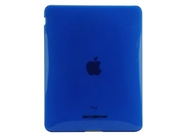 SCOSCHE Flexible Rubber Case for iPad 2/3/4 - Blue (IPDSBL) ...