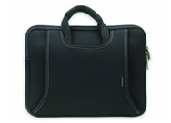 "Scosche - netSUIT Pro Carrying Case for 12"" Netbook - Black"