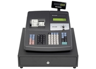 Sharp XE-A406 Dual Printing 7000PLU USB Cash Register - Refu...