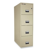 "Sentry 4T3131 4 Drawer 31"" Deep Fire And Water Resistant Ver..."