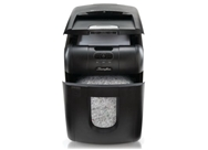 Stack-and-ShredÖ 100M Hands Free Shredder, Micro-Cut, 100 Sheets, 1-2 Users