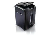 Stack-and-ShredÖ 500M Hands Free Shredder, Micro-Cut, 500 Sheets, 10-20 Users