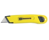 Stanley 10-065 6-Inch Plastic Retractable Utility Knife