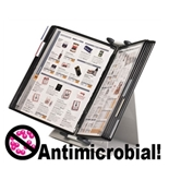 Antimicrobial Tarifold Desktop Organizer Starter Set with 10...