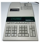 monroe-ultimate-desktop-12-digits-print-display-calculator-Ivory